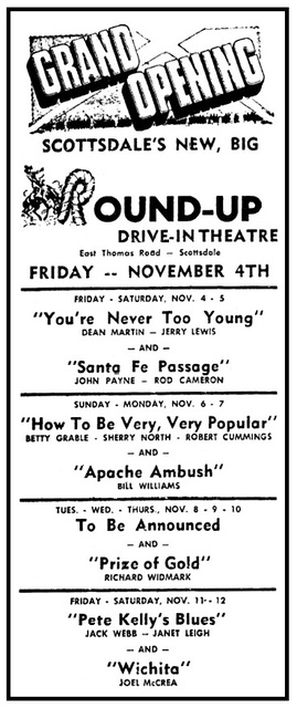 Round-Up Drive-In