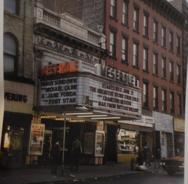 Meserole Theatre June 1968?