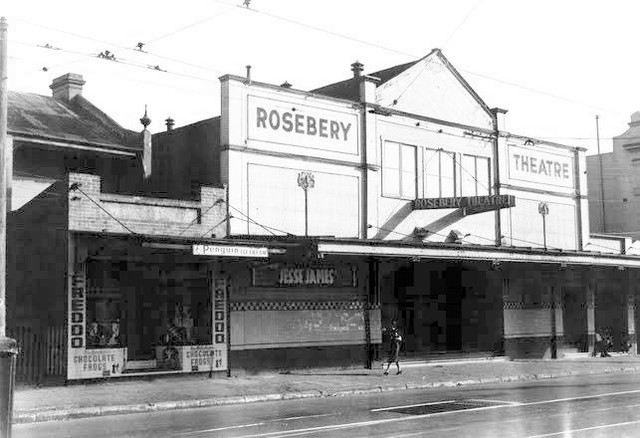 Rosebery Theatre in 1942