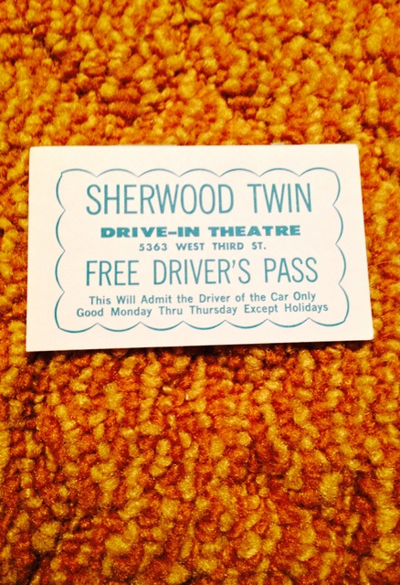 Sherwood 3 Drive-In