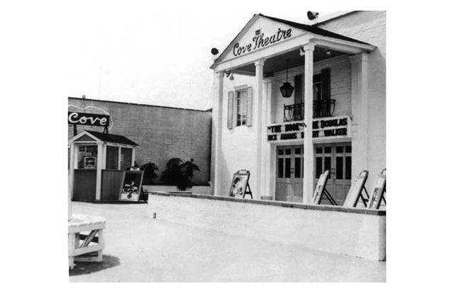 COVE THEATRE IN THE 50'S