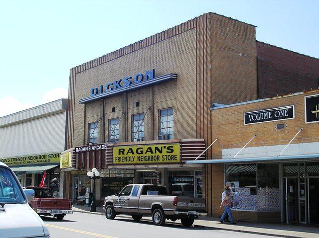 Dickson Theatre