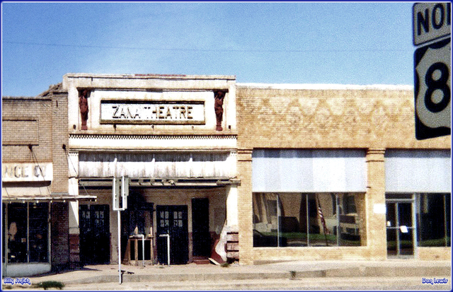 Zana Theatre ... Paducah Texas
