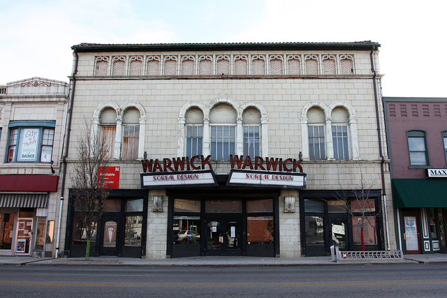 Warwick Theatre, Kansas City, Missouri