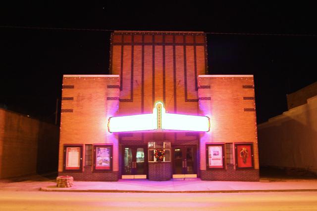 State Theatre, Mound City, Missouri