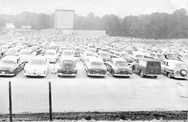 Hillside Drive-In