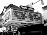 Sunnyside Center Marquee