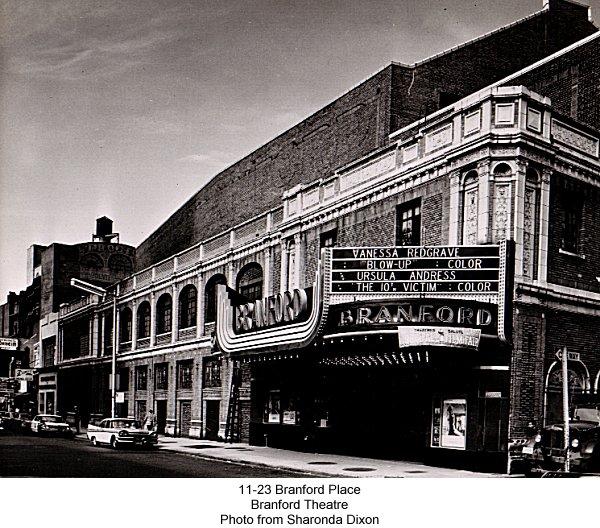 Branford 1960's