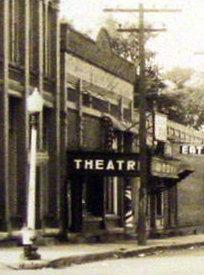 HOME Theatre; New Lisbon, Wisconsin.