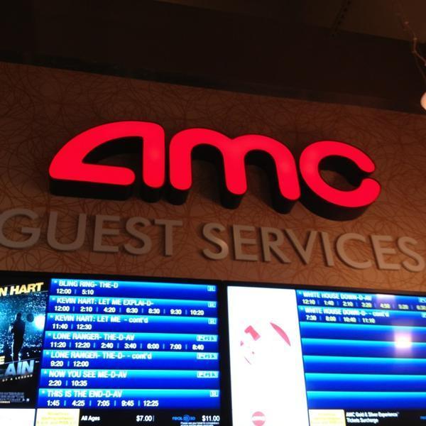 AMC Courthouse Plaza 8
