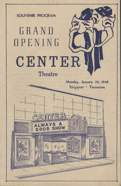center theatre in kingsport tn cinema treasures
