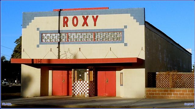Roxy Theater ... Olton Texas