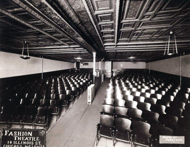 FASHION Theatre; Chicago Heights, Illinois.