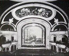 ILLINOIS Theatre; Chicago, Illinois.