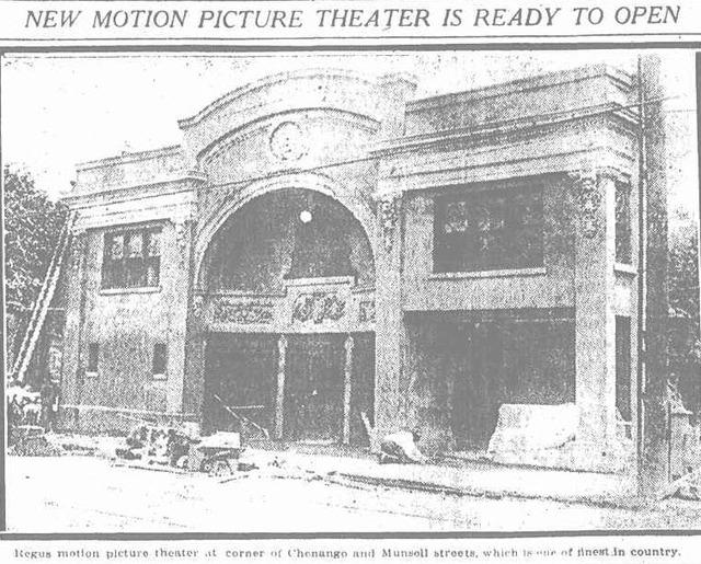 Opening 1915