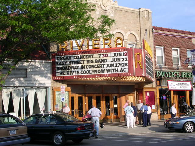 Riviera Theatre