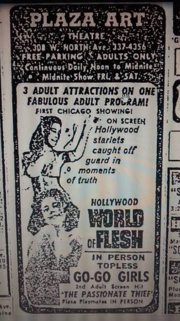 1963 print ad courtesy of David Floodstrand.