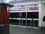 Outside Main Doors
