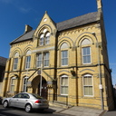 Holyhead Town Hall in June 2011