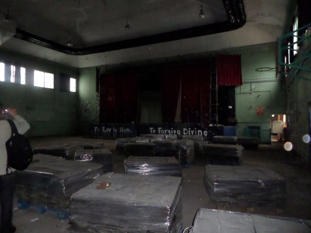 Lecture Hall Cinema