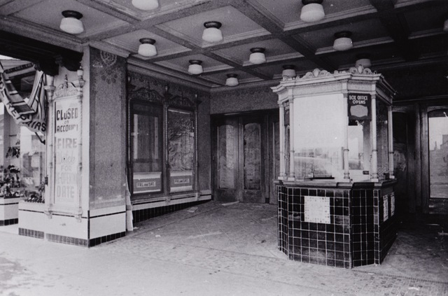 Ticket Lobby and Box Office