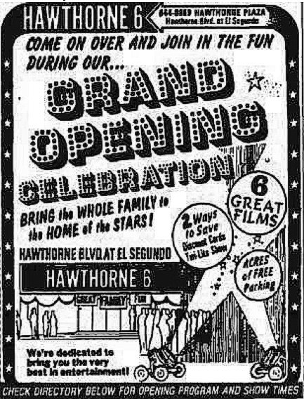 1977 grand opening ad