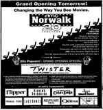 May 16th, 1996 grand opening ad