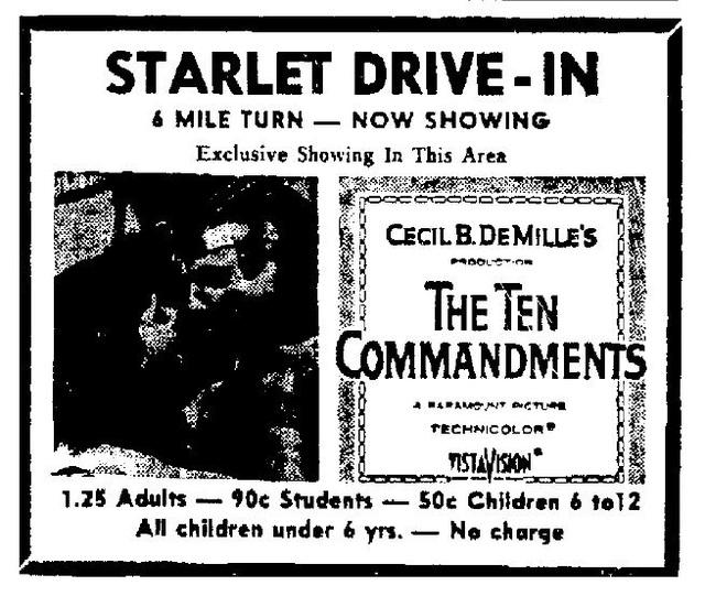 Starlet Drive-In