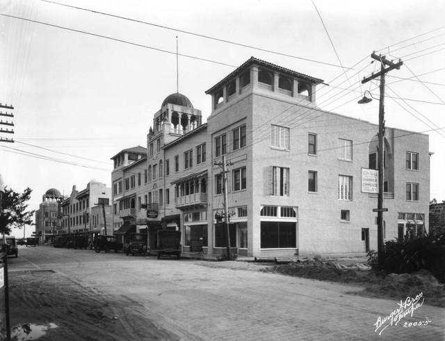 Alden Building, 1926
