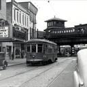 Circa 1950 photo courtesy of Al Ponte's Time Machine - New York Facebook page.
