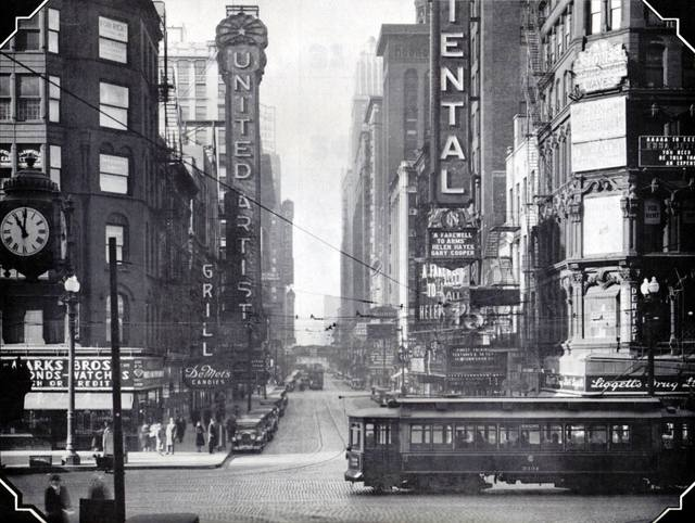 1933 photo courtesy of CTA archives via Mike Tuggle.