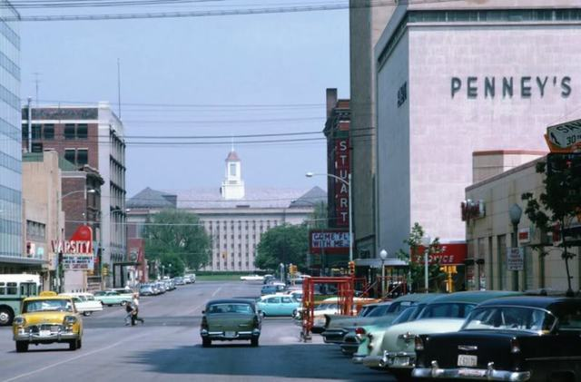Early `60's photo courtesy of William.