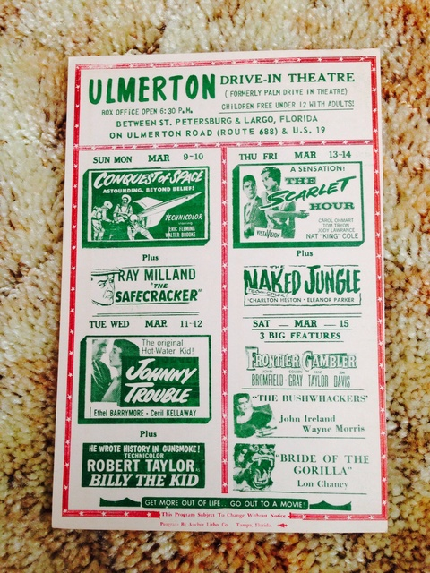 Ulmerton Drive-In