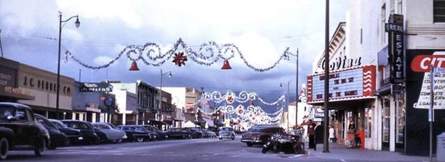 The Covina at Christmas