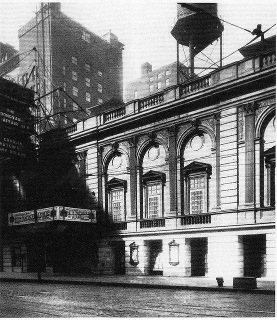 1927 photo courtesy of Darla Zailskas.