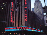 Radio CIty Music Hall 1987