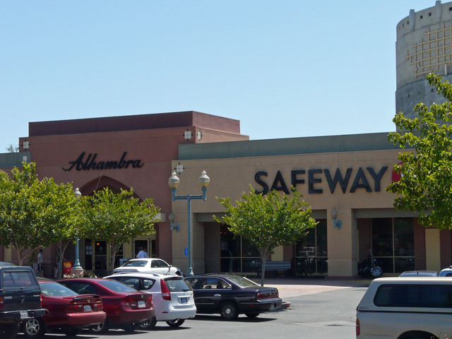 Safeway Alhambra 2011