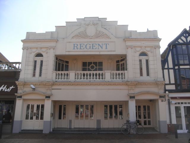 The Regent Chelmsford in April 2009
