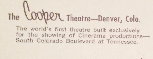 Cooper Theatre