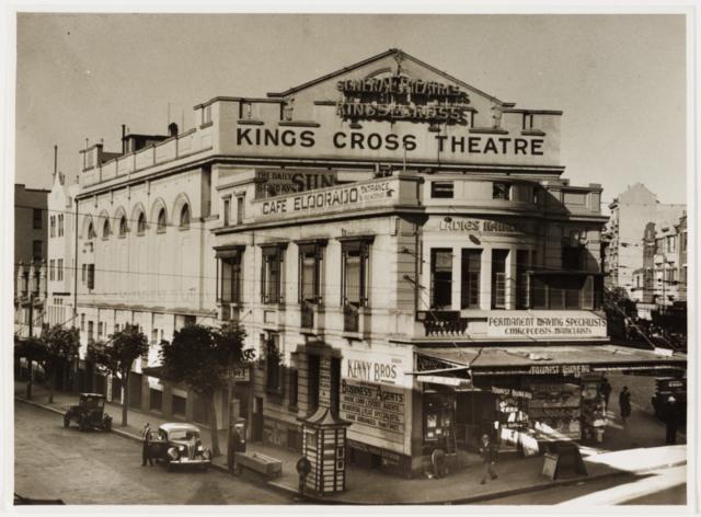 King's Cross Theatre