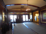 12-21-14 lobby to auditorium, facing the street