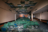 <p>recent pic of derelict preston odeon</p>