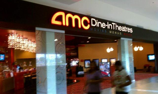 Amc bridgewater commons in bridgewater nj cinema treasures New jersey dine in theatre