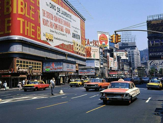 1964 photo courtesy of the AmeriCar The Beautiful Facebook page.