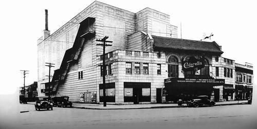 1920's photo courtesy of Jim Hudson.