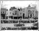 Visit of Queen Mother 1939