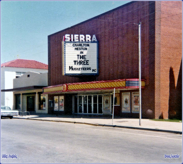 Sierra Theater ... Alamogordo New Mexico