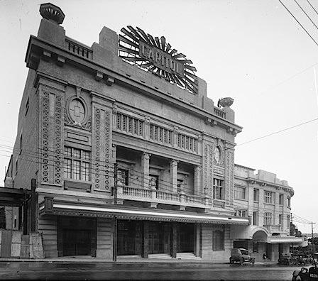 Capitol Theatre - William Street - Perth