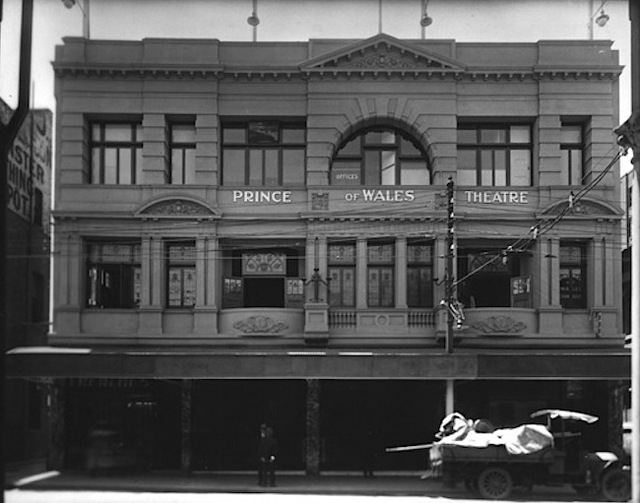 Prince of Wales Theatre - Murray Street - Perth