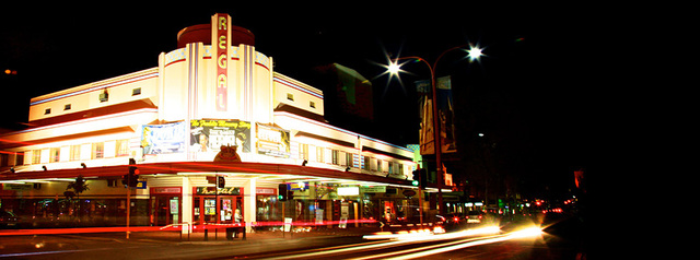 Regal Theatre - Perth